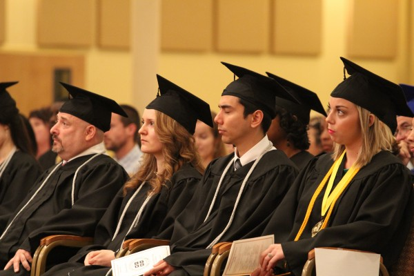 bible college graduation - prepare page