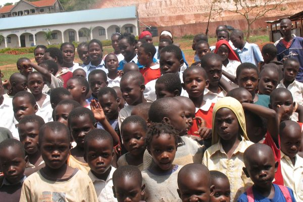Children of Grace orphans nansana