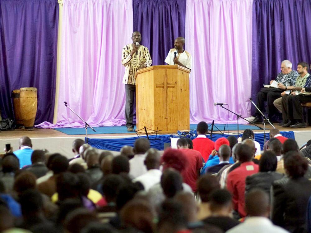 Pastor Emil - Congo
