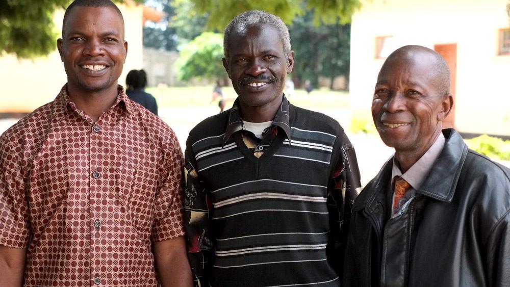 Zambian Pastors