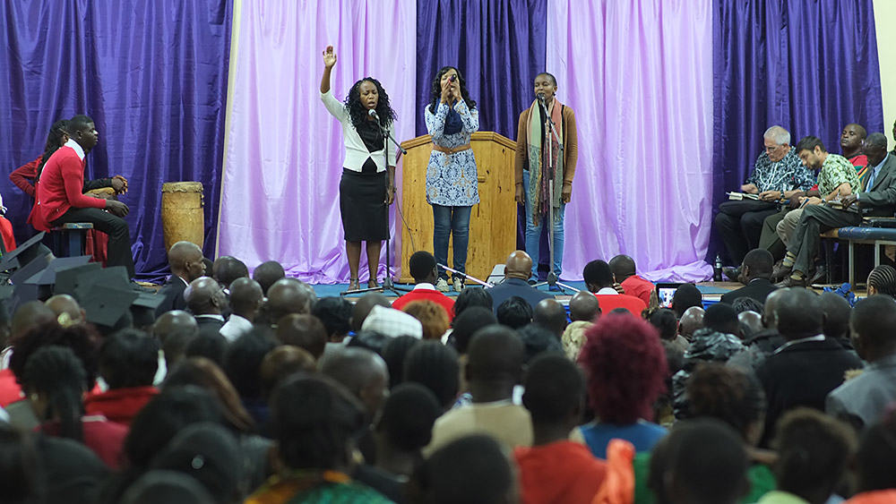 south african worship