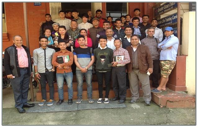 pix12 Nepalbiblecollegestudents