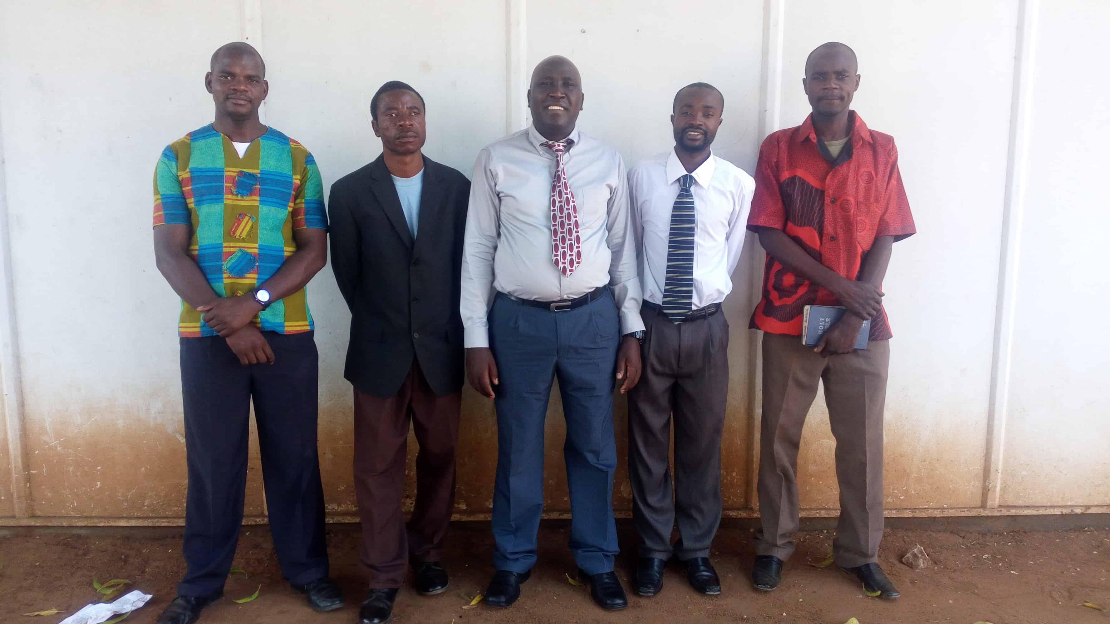 Livingstone.pastors