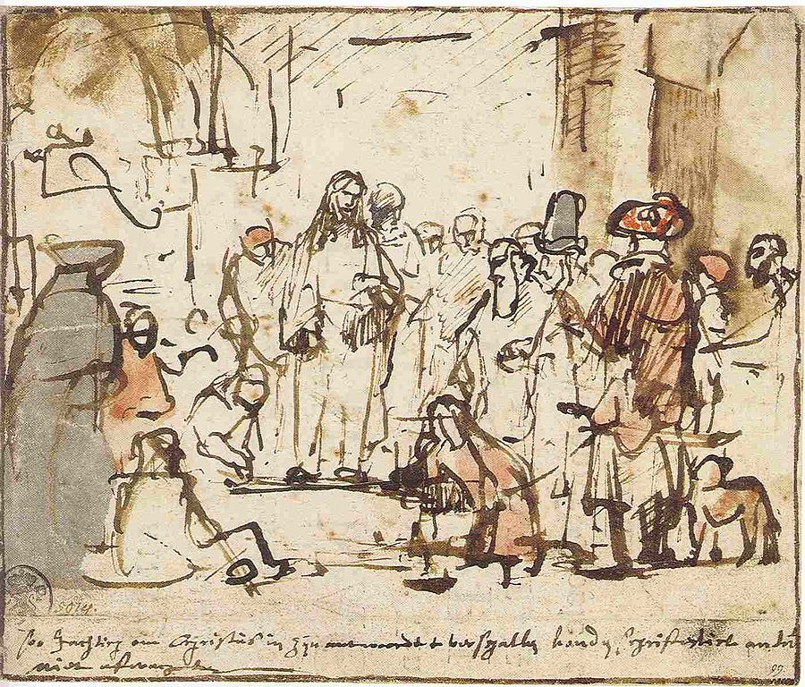Rembrandt_Christ_and_the_Woman_Taken_in_Adultery_(Munich)