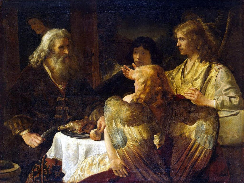 Jan_Victors_or_Rembrandt_Studio_-_Abraham_and_the_3_Angels