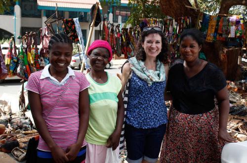Lisa Sliva Malawi